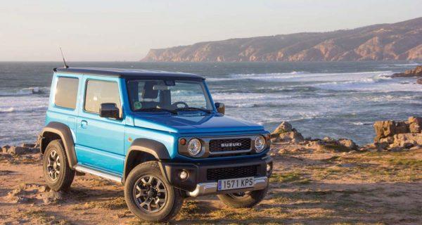 Cores do Atlântico – Suzuki Jimny