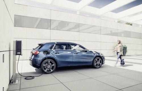 Mercedes-Benz aumenta gama de Plug-in Hybrid