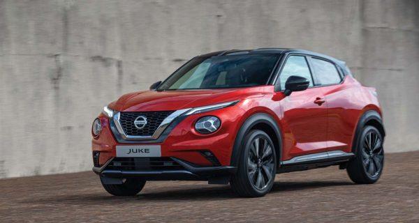 Nissan Juke – evoluir com mais leveza na condução