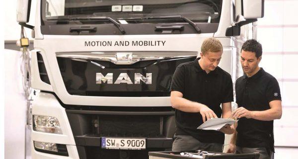 Imobilização do camião – menos faturação e penalizações contratuais