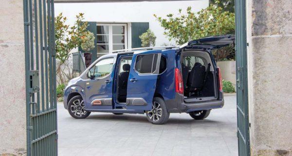 Citroën Berlingo – arte em forma de conforto, espaço e performance