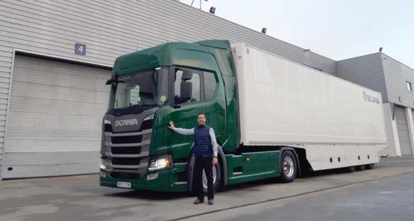 Scania R540 – quando o camião e o motorista fazem a diferença