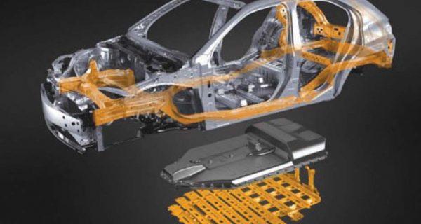 UX 300e – Lexus 100% elétrico