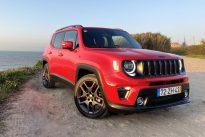 Jeep Renegade – quando a estética se traduz em ação