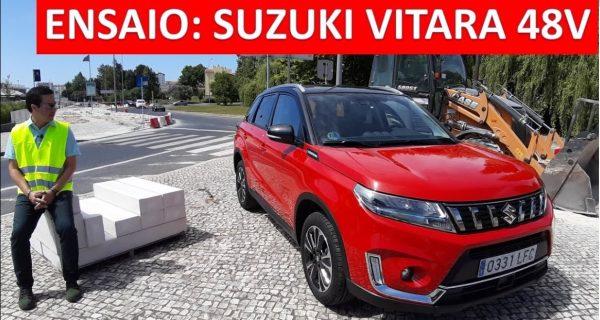 Ensaio em Vídeo: Suzuki Vitara 48v