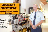 Vídeo: Entrevista ao Coronel Mouta Raposo – Aviação e Automóveis | Museu do Ar