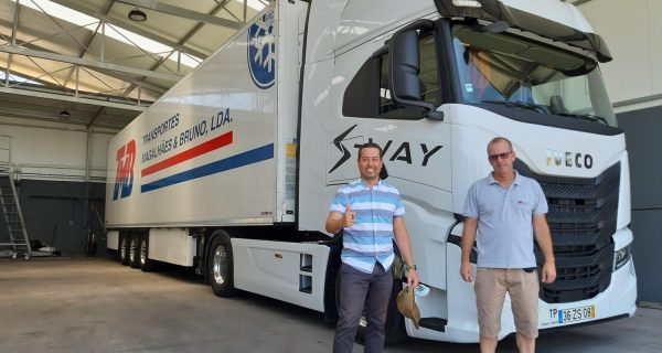 Teste Iveco S-WAY | Camião do Ano 2020 | Parte 1