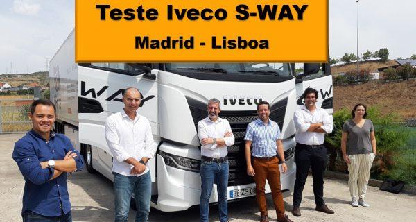 Teste Iveco S-WAY   Camião do Ano 2020   Parte 2