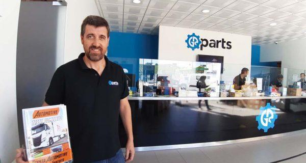GR Parts comercializa gama de produtos da AD