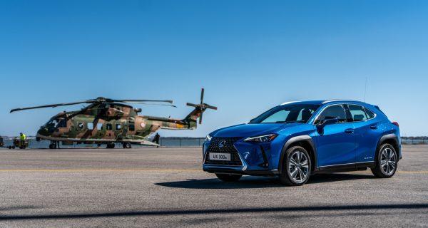 Lexus UX 300e – configurar o futuro
