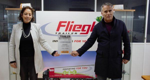 VÍDEO: Fliegl distinguida no Prémio Trailer Innovation 2021