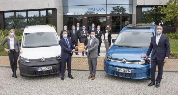 VÍDEO: Volkswagen Caddy é Furgão do Ano 2021