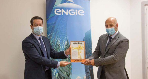 ENGIE Portugal venceu o Prémio Valor 2020