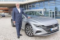 Novo Volkswagen Arteon – melhor componente frotista