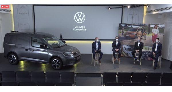 Apresentado o VW Caddy – Furgão do Ano 2021