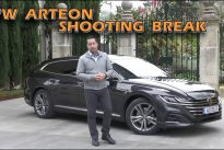 VÍDEO: VW Arteon Shooting Break – envernizar o quadro empresarial
