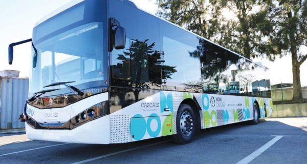 96 novos autocarros CAMO/UNVI para Cascais