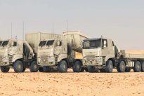 A DAF foi selecionada pelas Forças Armadas