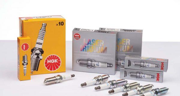 NGK SPARK PLUG – 6 novas velas para aquecer o mercado