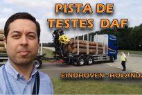 Vídeo: Como a DAF testa os seus camiões? Estivemos na pista de testes!