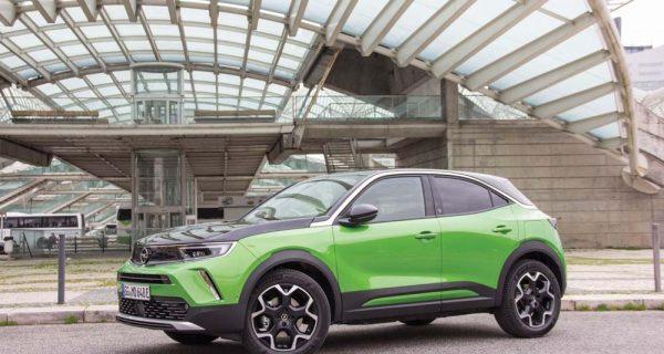Opel Mokka – recuperar ambiente empresarial