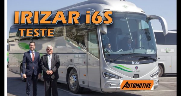 Vídeo: Teste do novo Irizar i6S da Planeta Tours