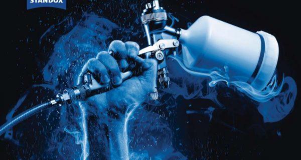 Standox – setor da repintura auto contribuiu para a recuperação