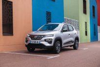 Dacia Spring já disponível em Portugal