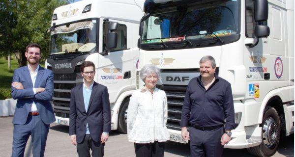 Transportes Gama comemora 75 anos a superar desafios