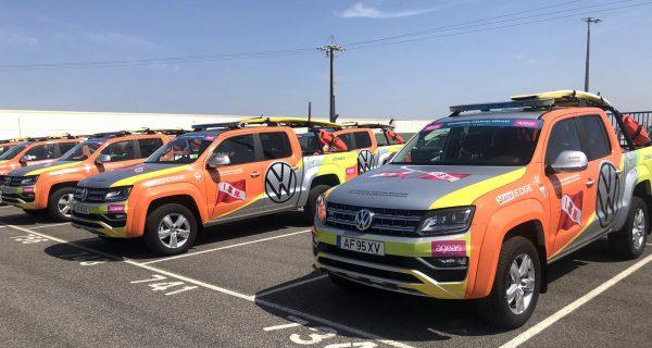 VW Veículos Comerciais renova apoio à época balnear