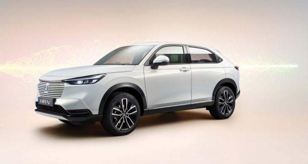 A Honda com modelo eletrificado HR-V Hybrid