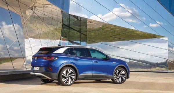 ID.4 – primeiro veículo elétrico global da Volkswagen