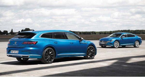 VW Tiguan e Arteon agora com híbridos plug-in
