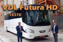 Vídeo: VDL Futura HD – o autocarro premium feito para Portugal