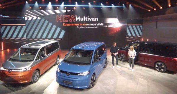 Volkswagen Multivan – polivalência para os novos tempos