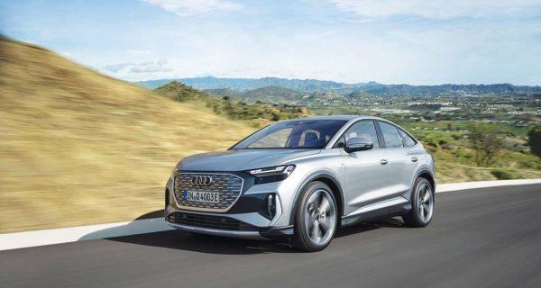 Audi lança os seus primeiros SUV 100% elétricos