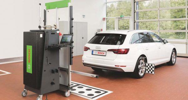 Bosch DAS 3000 – calibração ADAS para sensores de última geração