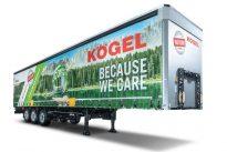 Kogel apresenta várias novidades para os transportes