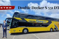 Teste Setra double decker S531 DT da Gipsyy – um colosso na estrada!