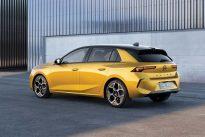 Opel revelou a nova geração do modelo Astra