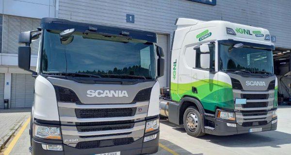 Scania com verão bem preenchido