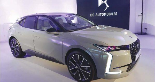 DS4 – a serenidade dinâmica em versão automóvel