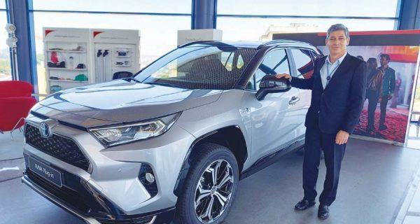 Toyota – resultados refletem a confiança dos clientes