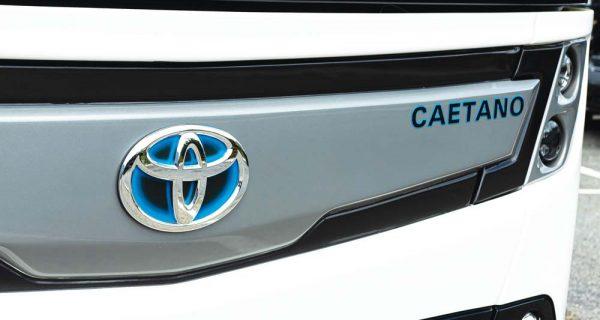 Caetanobus transforma-se em Toyota
