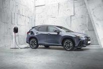 Lexus confirma nova geração do NX