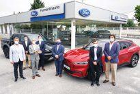 Ford Portugal distinguiu a qualidade da sua rede de concessionários