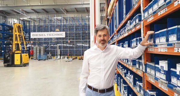 Diesel Technic reforça equipa em Portugal
