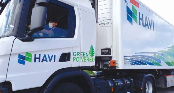 Camião com biometano 100% renovável já circula em Portugal